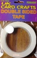 2 X 6/12 x 33 Meters Easy Lift Double Sided Tape - UKCC0051